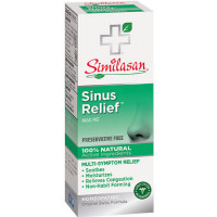 Similasan Sinus Relief Nasal Mist 0.68 oz [094841254166]