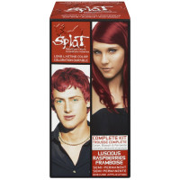 Splat Rebellious Colors Complete Kit, Luscious Raspberries 1 ea [857169020369]