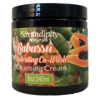 Sarandipity Naturals Babassu Hydrating Co-wash Cleansing Cream 8 oz [859213006008]