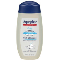 Aquaphor Cleansing Baby Wash & Shampoo 8.40 oz [072140002282]