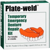 Plate-weld Denture Repair Kit 1 wa [023558686809]