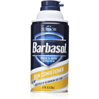 Barbasol Beard Buster Shaving Cream Skin Conditioner 10 oz [051009002809]