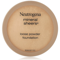 Neutrogena Mineral Sheers Loose Powder Foundation, Natural Ivory [20] 0.19 oz [086800432791]