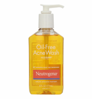 Neutrogena Oil-Free Acne Wash 6 oz [070501017104]