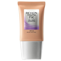 Revlon Youth Fx Fill + Blur Foundation, [330] Natural Tan 1 oz [309979563555]