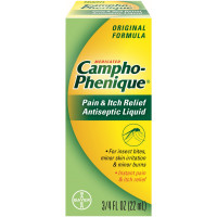 Campho-Phenique Pain & Itch Relief Antiseptic Liquid 0.75 oz [854995007014]