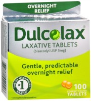 Dulcolax Tablets 100 Tablets [681421020046]