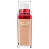 Revlon Age Defying Firming + Lifting Makeup, Cool Beige [55] 1 oz [309974531559]