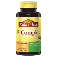 Nature Made Vitamin B-Complex Caplets 100 ea [031604013387]