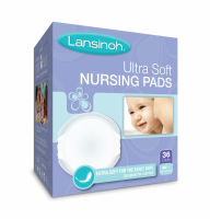 Lansinoh Nursing Pads Disposable Ultra Soft 36 Each [044677202503]