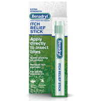 Benadryl Itch Relief Stick 0.47 oz [312547171403]