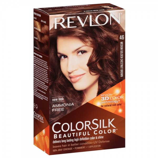 revlon colorsilk pharmapacks