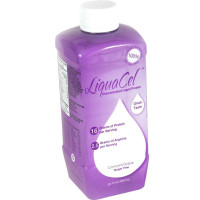 Liquacel Concentrated Liquid Protein, Sugar Free, Concord Grape 32 oz [782028000940]