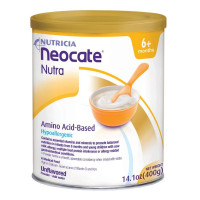 Neocate Neocate Nutra Amino Acid Based Powder, Unflavored, 14.1  oz [749735067390]
