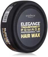 Elegance  Pomade Hair Wax Transparent  4.9 oz [5285001952694]