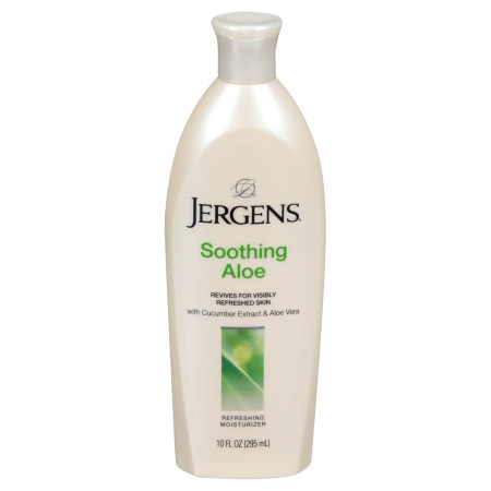 Jergens Soothing Aloe Relief Moisturizer 10 oz [019100110038]