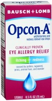 Bausch & Lomb Opcon-A Eye Drops 0.50 oz [310119020906]