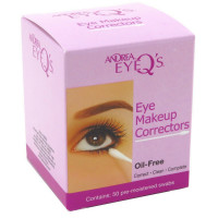 Andrea Eye Q's Oil-Free Make-Up Correctors 50 ea [078462600021]