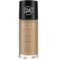 Revlon Colorstay for Combo/Oily Skin Makeup with, Rich Tan [350] 1 oz [309975410136]