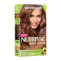 Garnier Nutrisse Ultra Color Nourishing Hair Color Creme, Reddish Brown B2 1 ea [603084246038]