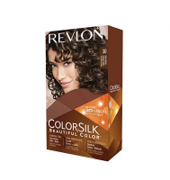 Revlon ColorSilk Hair Color, 30 Dark Brown 1 ea [309978695301]