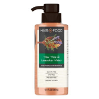 Hair Food Tea Tree & Lavender Water Purifying Conditioner 10.1 oz [037000821427]