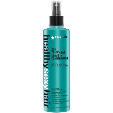 Healthy Sexy Hair Soy Tri-Wheat Leave In Conditioner, 8.5 oz [646630007844]