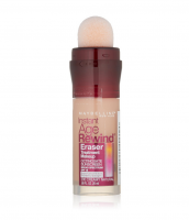 Maybelline New York Instant Age Rewind Eraser Treatment Makeup, Creamy Natural [200] 0.68 oz [041554220100]