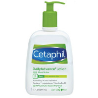 Cetaphil DailyAdvance Ultra Hydrating Lotion for Dry/Sensitive Skin 16 oz [302993914167]
