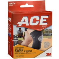 ACE Elasto-Preene Knee Support SM-MD 1 Each [051131203792]
