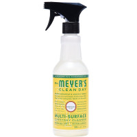 Mrs Meyers Clean Day Multi-Surface Everyday Cleaner, Honeysuckle 16 oz [808124175419]