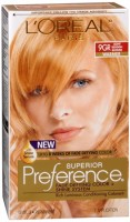 L'Oreal Superior Preference - 9GR Light Reddish Blonde (Warmer) 1 Each [071249253274]