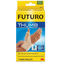 FUTURO Deluxe Thumb Stabilizer Small-Medium 1 Each [051131201538]