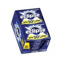 Eclipse  Sugar Free Gum Winterfrost 8 packs (18 ct per pack)  [022000119452]