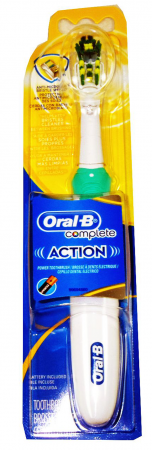 Oral-B Action Power Toothbrush 1 Each [069055852378]