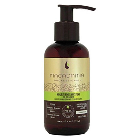 Macadamia Professional Nourishing Moisture Oil Treatment 4.2 oz [815857010504]