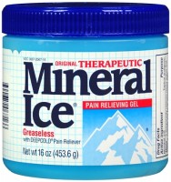 Mineral Ice Pain Relieving Gel 16 oz [300672067166]