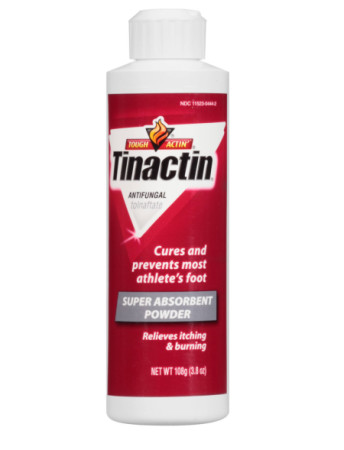 Tinactin Antifungal Powder 3.80 oz [041100408945]