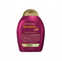 Organix Anti-Breakage Keratin Oil Shampoo 13 oz [022796917515]
