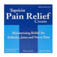 Topricin Pain Relief Cream 4 oz [609863047049]