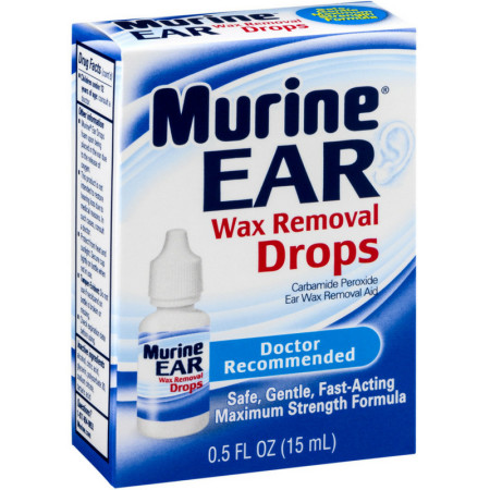 Murine Ear Wax Removal Drops 0.50 oz [678112736232]