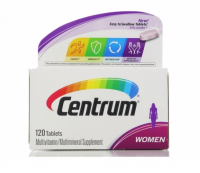 Centrum Women Multivitamin Tablets, 120 ea [300054755575]