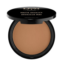 NYX Professional Makeup Matte Bronzer, Deep Tan 0.33 oz [800897809096]