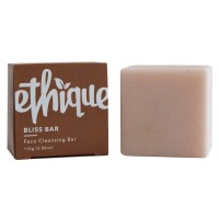 Ethique Eco-Friendly Face Cleansing Bar, Bliss Bar 3.88 oz [859355007307]