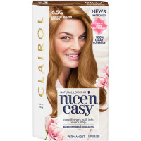 Nice'n Easy [6.5] Lightest Golden Brown Permanent Hair Color 1 ea [070018116598]