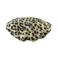 Betty Dain Socialite Collection Terry Lined Shower Cap, Safari Spots, 1 ea [013534990402]