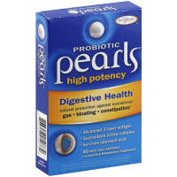 Enzymatic Therapy Probiotic Pearls High Potency Once Daily Softgels 30 ea [763948050734]