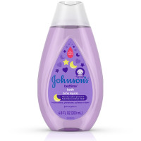 JOHNSON'S Tear-Free Bedtime Baby Bath with Soothing NaturalCalm Aromas 6.80 oz [381371174737]