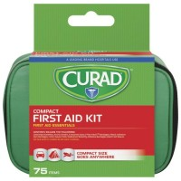 Curad Compact First Aid Kit 1 Each [884389108553]