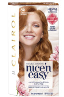 Clairol Nice 'n Easy Permanent Color, 8R/108 Natural Medium Reddish Blonde 1 ea [070018116536]